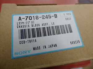OEM Sony A7018245B Chassis Block Assy Ls Mechanism Camcoder  CCD-TRV16 Spare Par