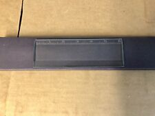 Glass Ruler Thick Glass 6 Inches