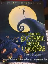 Burton Nightmare Before Christmas Noël Jack Film Cinema Disney Halloween Japan