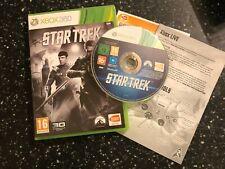 XBOX 360 GAME STAR TREK COMPLETE UK/EU/Oz PAL FORMAT By BANDAI / NAMCO