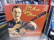 Eddy Arnold Golden Album vinyl LP EX Victor JAPAN 1967 Living Stereo