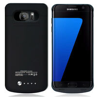 5200mAh Power Bank Charging Battery Case Cover For Samsung Galaxy S7 Edge USA