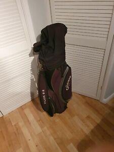 Callaway waterproof cart bag