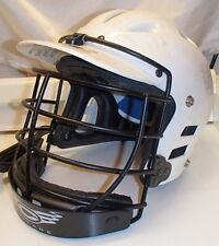 Cascade CLH White Lacrosse Helmet Size XXXS