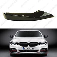 NEW OEM M Carbon Fiber Front Splitters L+R for BMW 5 G30/G31/G38 (51192414137)