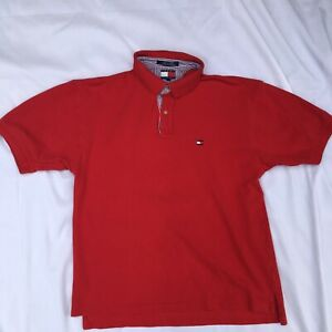 Tommy Hilfiger Classic Polo Mens Size XL