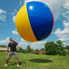 Six Color Large Beach Ball 2m Pool Party Beachball Inflatable Ball Party Fun