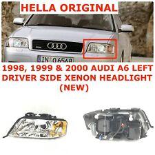 1998 1999 2000 Audi A6 Quattro left driver side Xenon headlight 1El 007 869 057 (Fits: Audi)