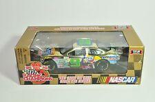 RACING CHAMPIONS 1:24 GOLD NASCAR Stock Car JERRY NADEAU #9 CARTOON NETWORK