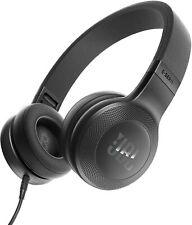 JBL E35 On Ear Signature Headphones With Microphone - BLACK
