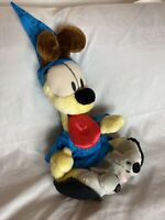 Vintage Garfield Odie Plush Dog Stuffed Animal Toy
