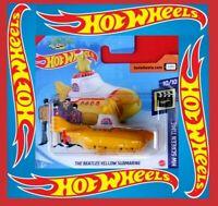 Hot Wheels 2020  THE BEATLES YELLOW SUBMARINE TREASURE HUNT  226/250