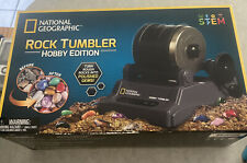 National geographic Rock tumbler Hobby edition