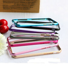 """Thin Metal buckle Bumper Frame Case Cover For iPhone 6/6s 4.7"""" 6/6s Plus 5.5"""""""