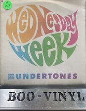 "THE UNDERTONES : Wednesday Week : uk sire 7"" Single Picture Sleeve EX CON"