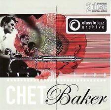 Chet Baker - Classic jazz archive - 2 CDs