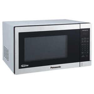Panasonic NN-SC668S Microwave Oven - Stainless Steel