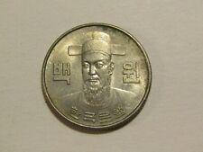 South Korea 1972 100 Won Coin