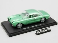 Autocult 1:43 Chevrolet Biscayne XP-37, green-met., USA, 1955
