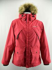 DIDRIKSONS Storm System Womens Jacket Outdoor Waterproof Parka Padded Coat Sz 42