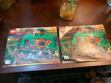 Lego An Unexpected Gathering 79003 The Hobbit Manuals Instructions ONLY Set