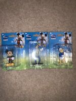 Mickey, Goofy, Donald Duck, Disney Mickey Mouse Clubhouse Figurine Beverly Hills