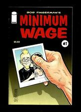 Minimum wage us Image cómic vol.1 # 1/'14