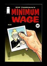 MINIMUM WAGE US IMAGE COMIC VOL.1 # 1/'14