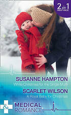 Wilson, Scarlet, Hampton, Susanne, White Christmas For The Single Mum: White Chr