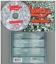 Leño – Maneras De Vivir (Todos Los Grandes Éxitos) CD Compilation 1997