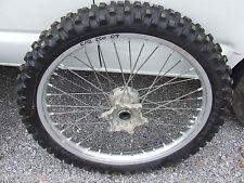 """Suzuki RMZ 250 450 (2008-2013) FRONT 21"""" Wheel & Tyre"""