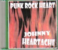 (K160) Punk Rock Heart, Johnny Heartache - DJ CD