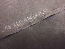 ORIGINAL Alcantara Stoff Pannel SCHWARZ 150cm Preis für 1,00mx1,50m Kein Imitat!