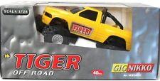 TIGER OFF ROAD C/RADIOCOMANDO 40 MHz-GIG/NIKKO-NUOVO-BATTERIE NON INCLUSE-SC1/24