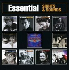 Essential Sight and Sounds-Various Artists-Dylan Cash Springsteen Nelson CD new