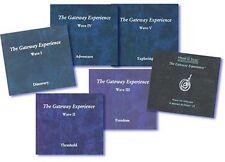 The Gateway Experience Waves I - VI(1-6)18 CD Hemi-Sync New Digitally Remastered