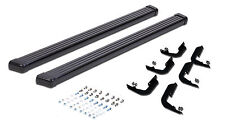 Running Boards Side Step Bar Black 99-16 Ford F-250 / F-350 Super Duty Crew Cab