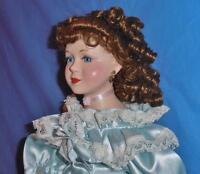 Paradise Galleries, Vintage Porcelain Doll ( Little Women-Meg  ) Limited