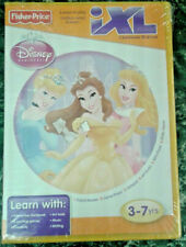 Disney Princess iXL Learning System Game Cartridge