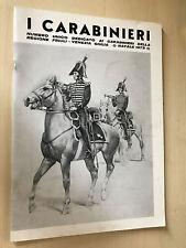 I CARABINIERI NUMERO UNICO DELLA REGIONE FRIULI VENEZIA GIULIA NATALE 1973