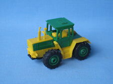 Matchbox Mercedes MB 1600 Turbo Trac Tractor Yellow Toy Model 70mm UB