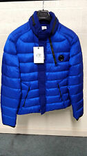 CP Company Ultralight Nylon Down Jacket In Blue BNWT