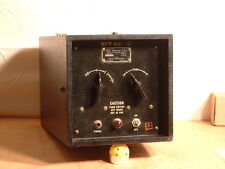 WW2 Post Not Wireless WS19, USA Signal Generator I-196-A from IE-46-A NOS