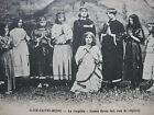 CPA Alise Ste Reine Tragédie Martyre Ste Reine Bourgogne