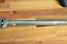Kona XC / BC Deluxe Seatpost post Grey 27.2mm x 350mm from 2009 Hei Hei