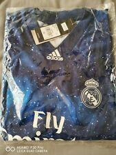 Adidas Real Madrid Jersey EA Sports soccer Spain football medium Special ed RARE