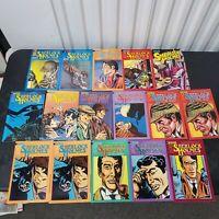 Sherlock Holmes Eternity Comics 16 Comic Lot Meiser Giacoia 1988