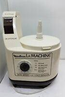 Moulinex La Machine Food Processor Motor Base Replacement Only LM5 2D