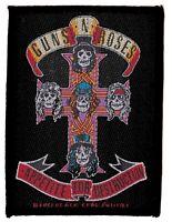 Guns N' Roses patche officiel écusson licence patch coudre Appetite destruction
