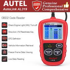 OBD2 Car Fault Code Reader Check Engine Light Diagnostic Scanner Tool OBDII/EOBD